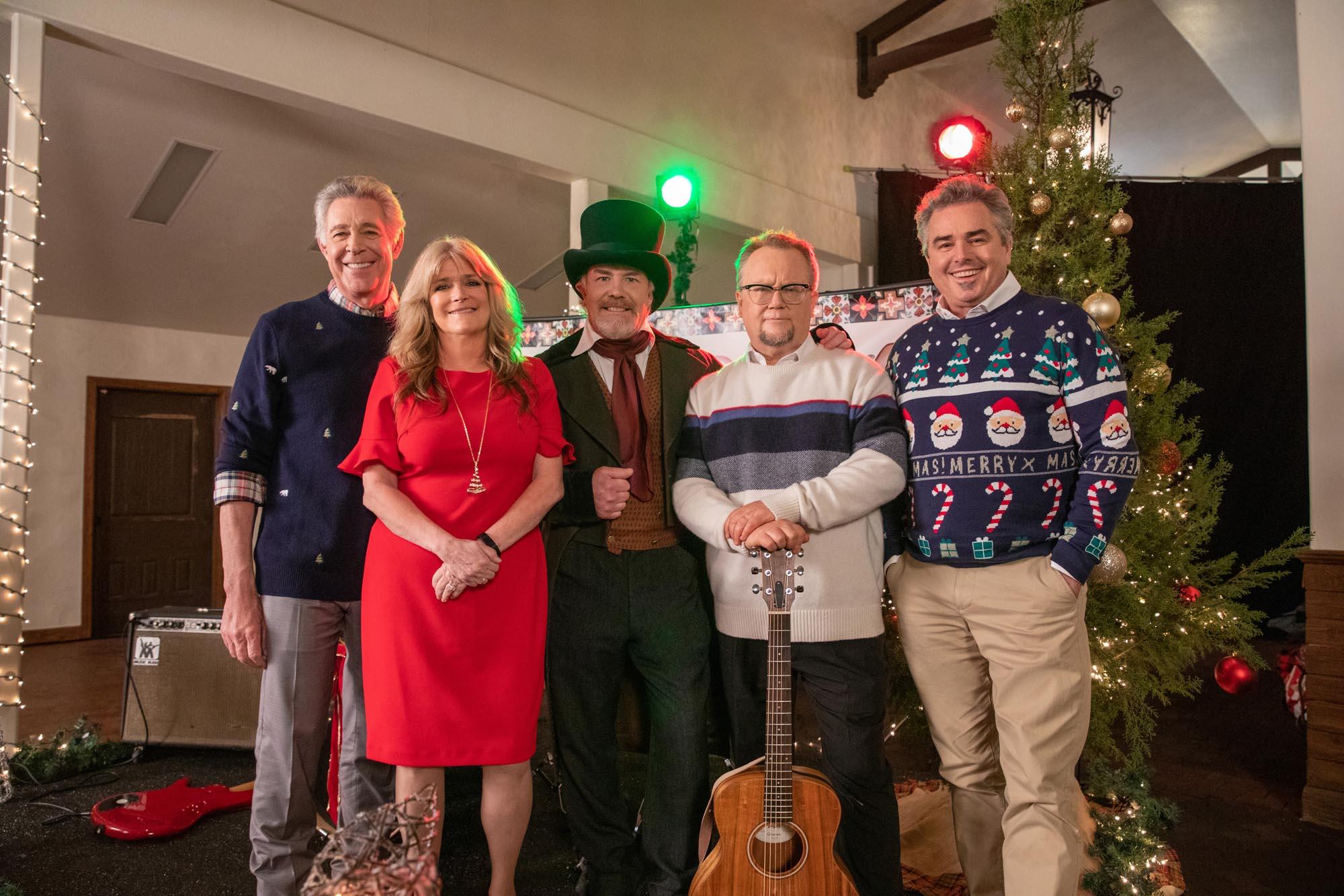 2021 Lifetime Christmas Movies Blending Christmas