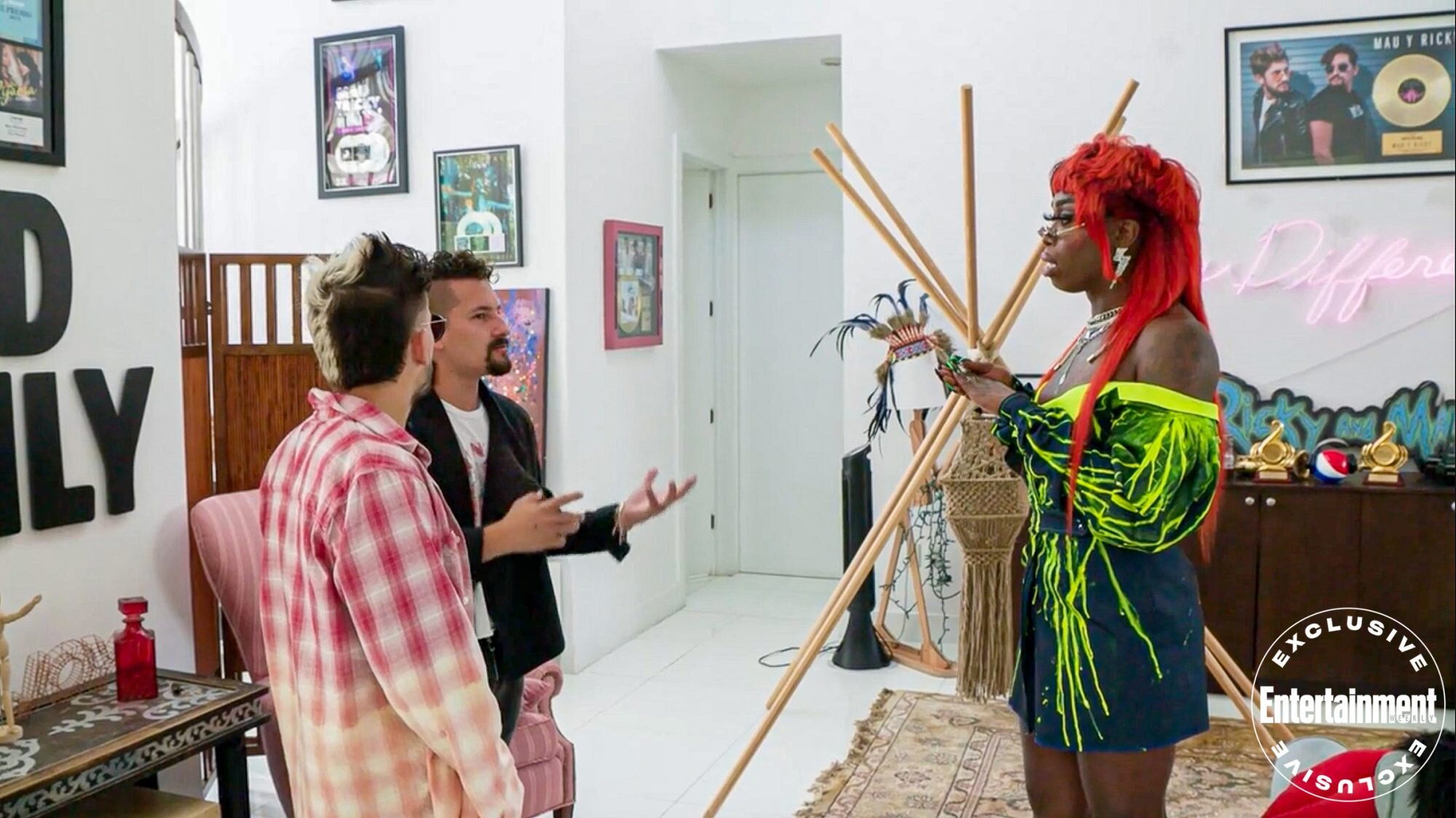 The Walk In with Monique Heart