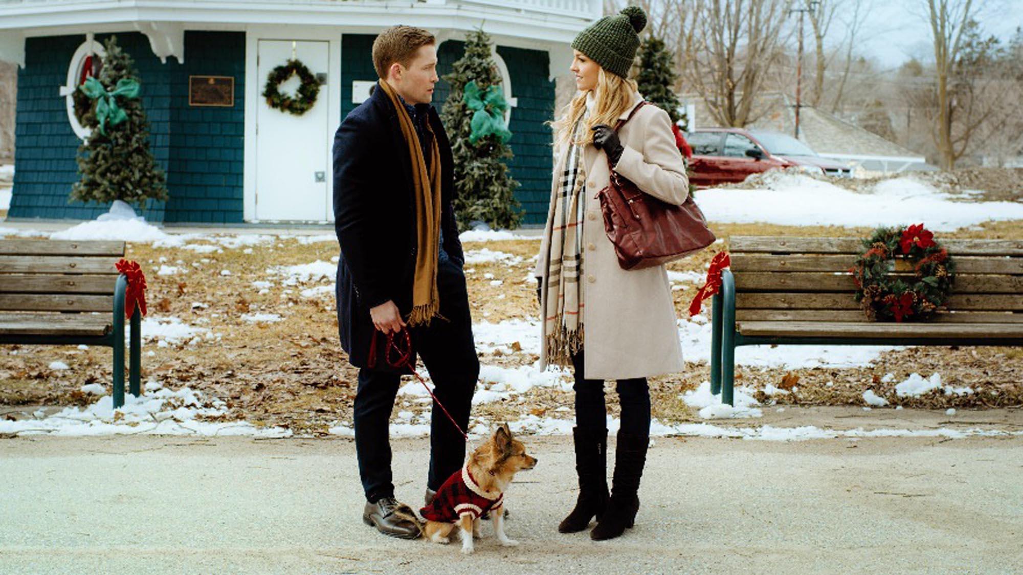 2021 Lifetime Christmas Movies - Christmas by Chance