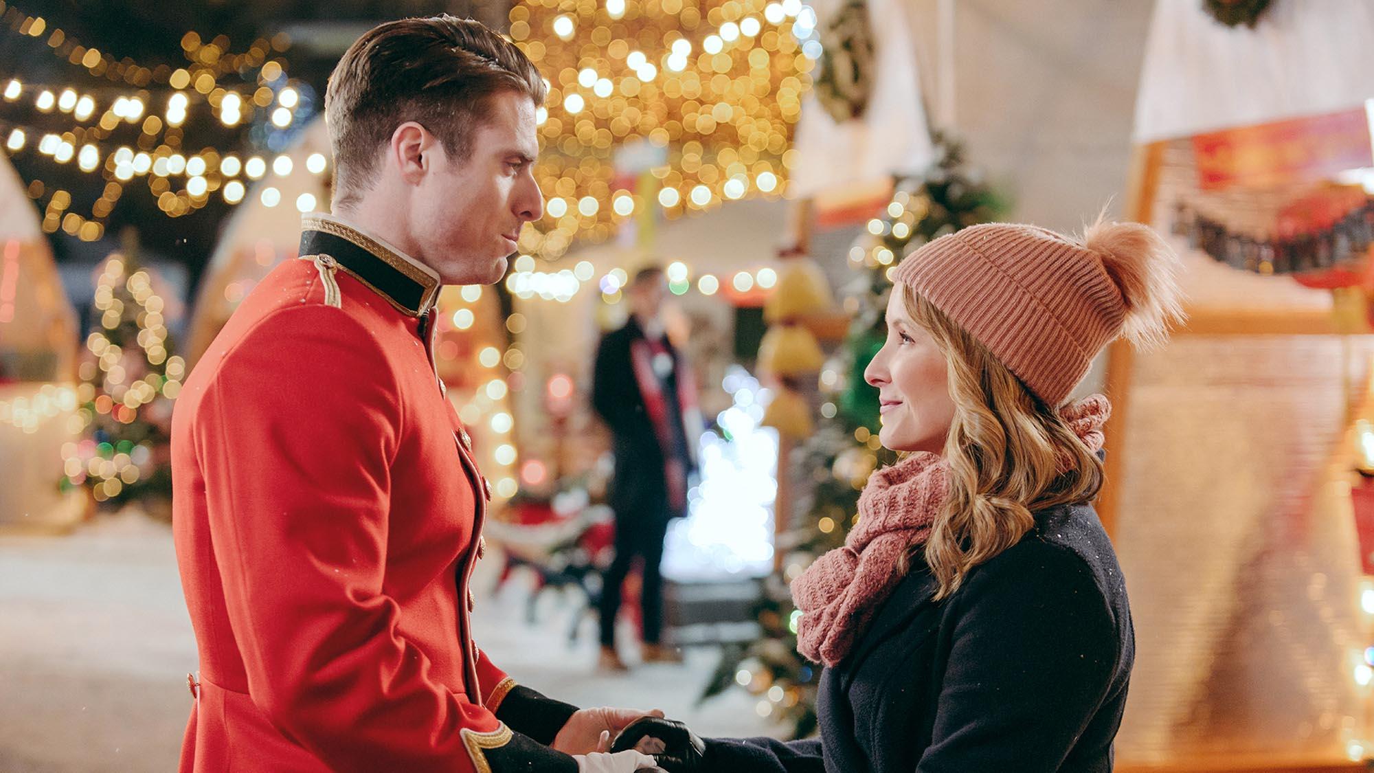 2021 Lifetime Christmas Movies - Christmas with a Crown