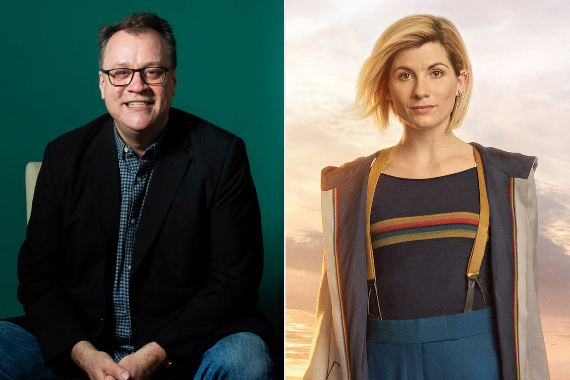 Russell T. Davies returns to Doctor Who