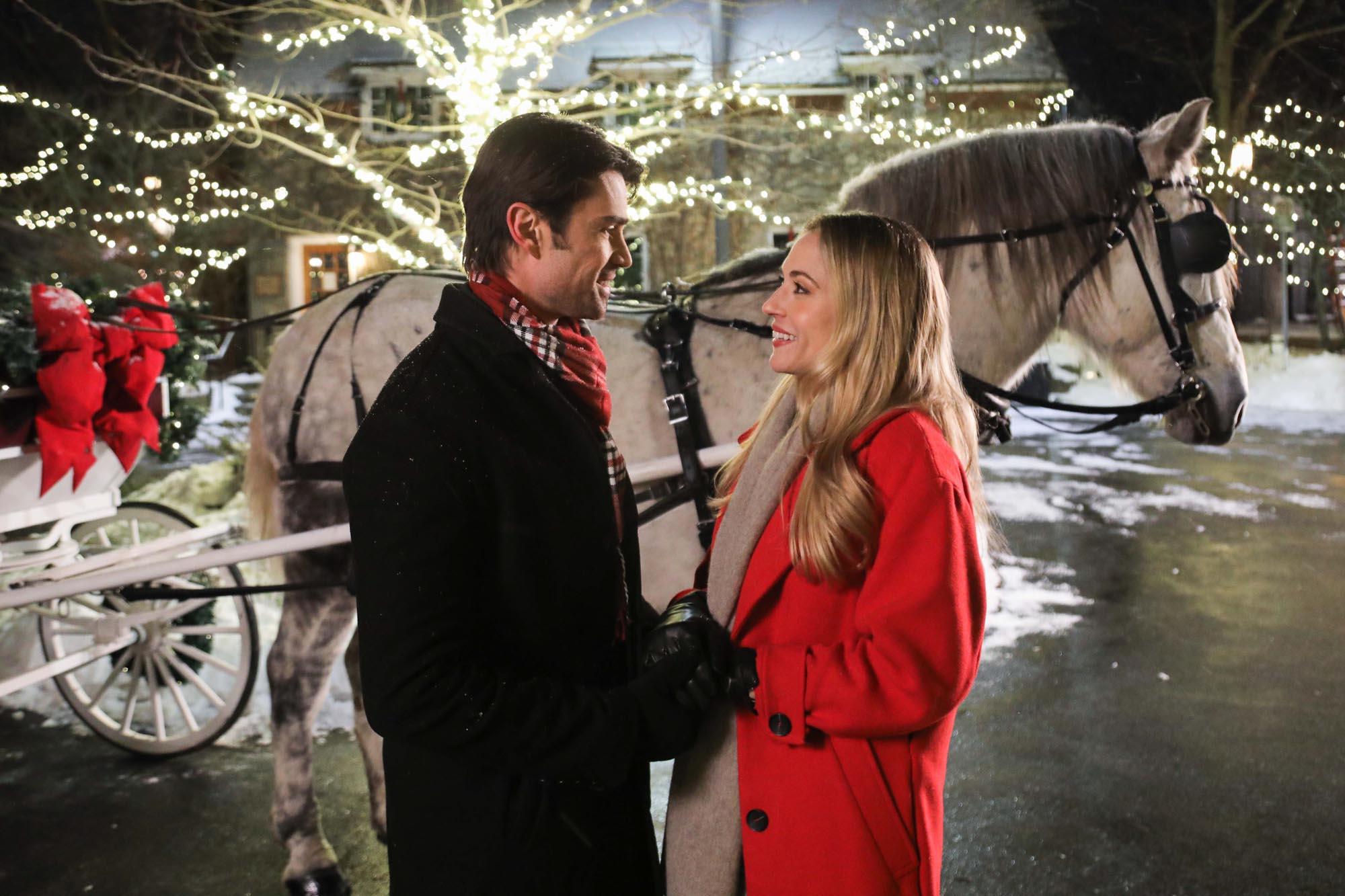 2021 Lifetime Christmas Movies - It Takes A Christmas Village