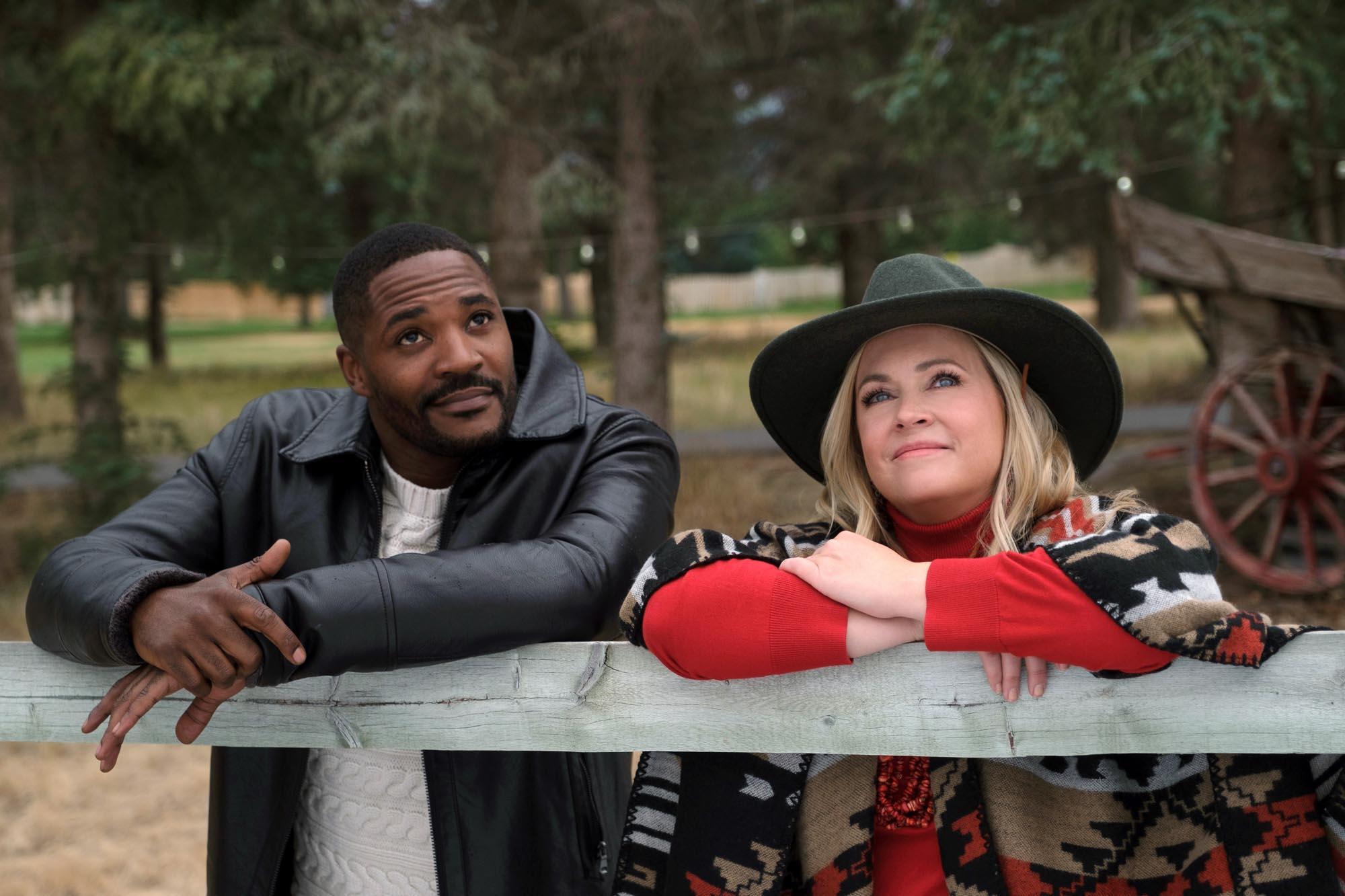 2021 Lifetime Christmas Movies Mistletoe in Montana