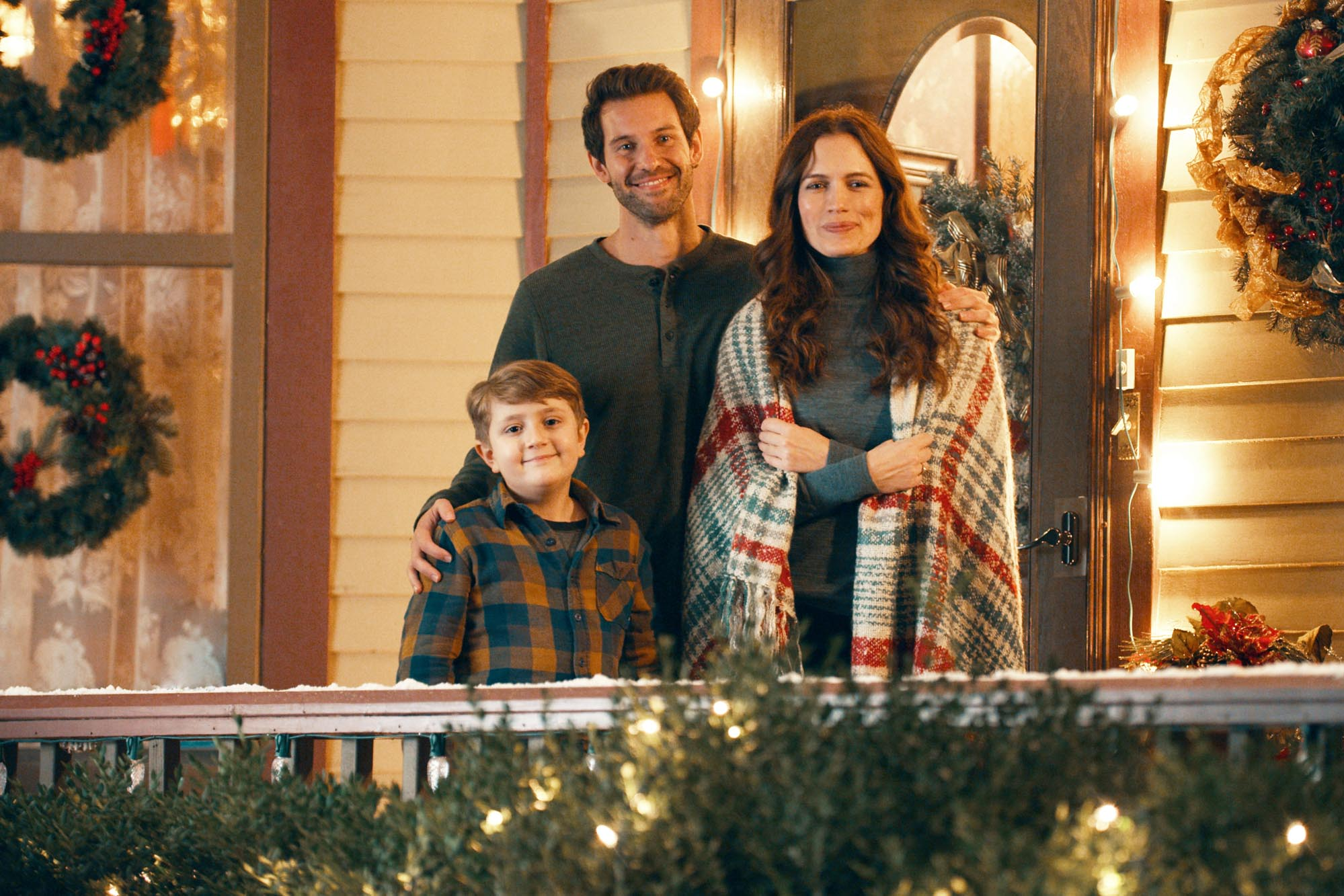2021 Lifetime Christmas Movies - Rebuilding a Dream Christmas