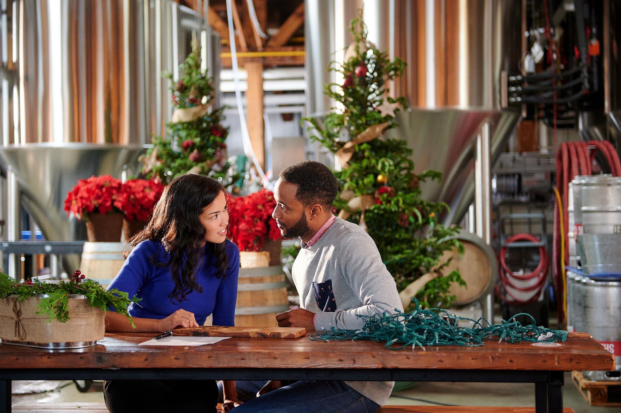 2021 Lifetime Christmas Movies - Saying Yes to Christmas