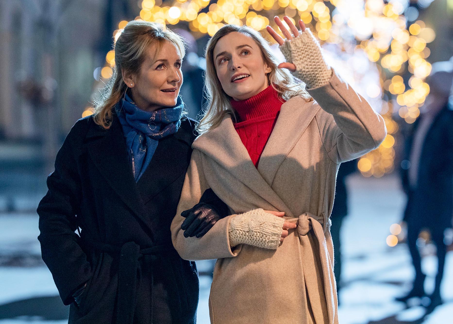 2021 Lifetime Christmas Movies - The Christmas Ball