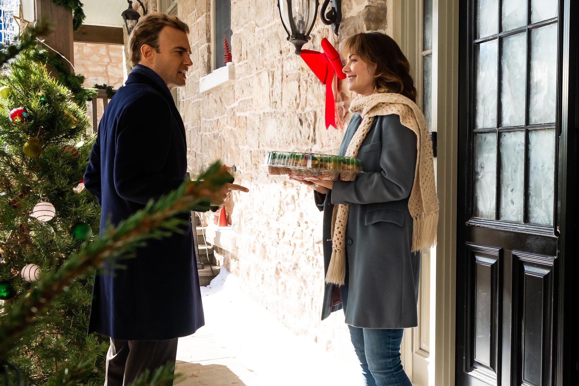 2021 Lifetime Christmas Movies The Enchanted Christmas Cake