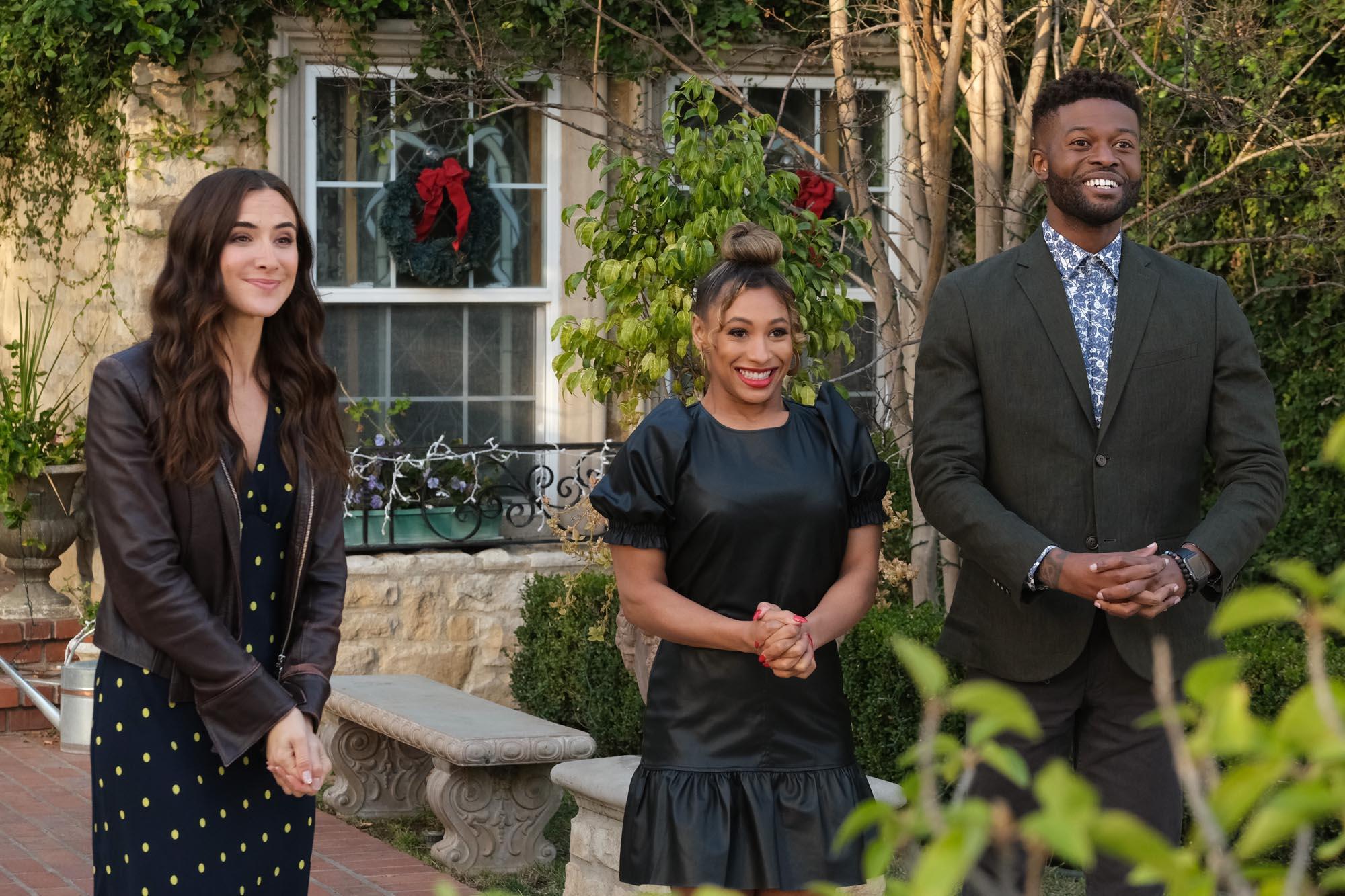 2021 Lifetime Christmas Movies - Welcome to the Christmas Family Reunion