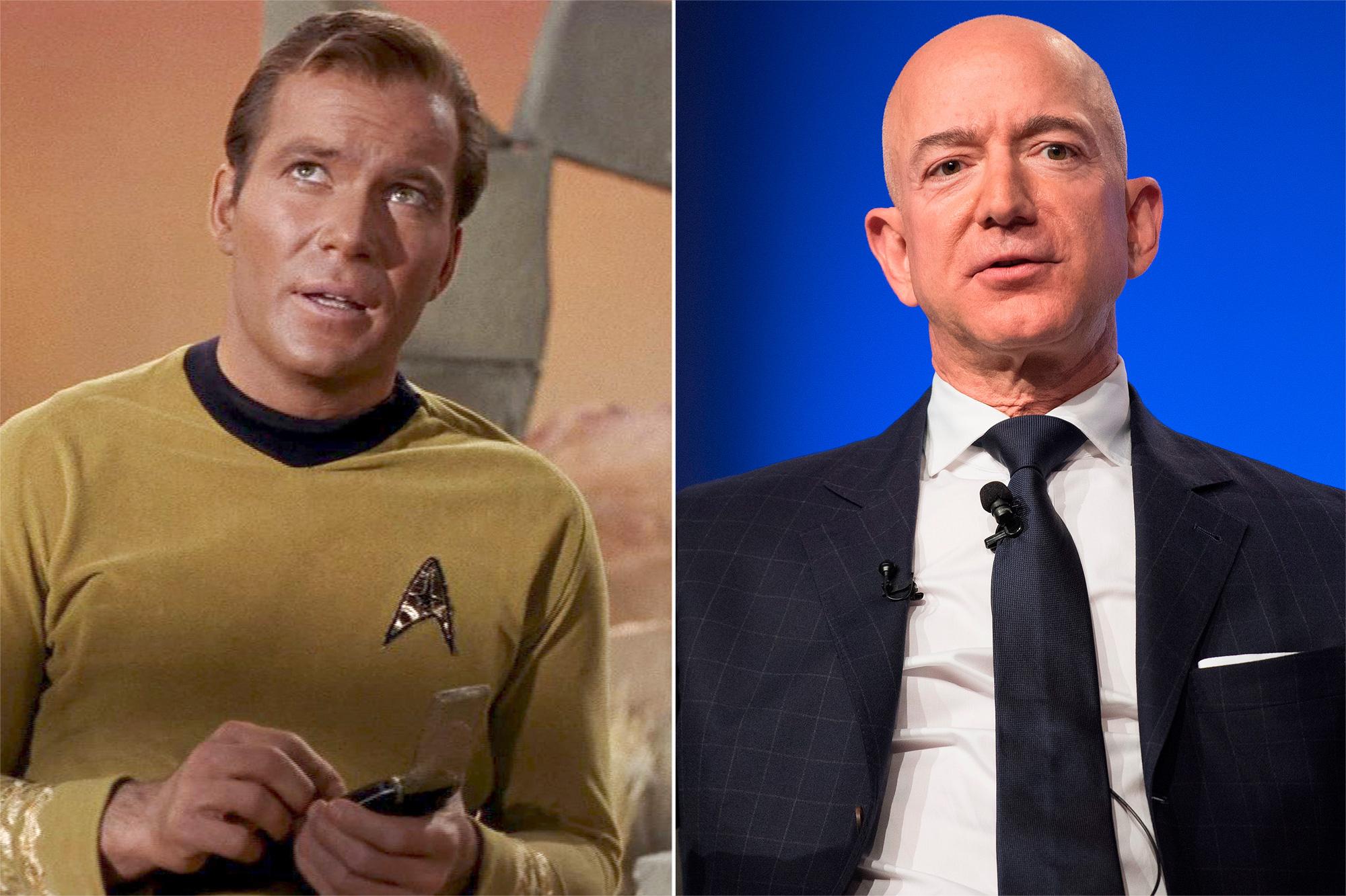 Star Trek, Jeff Bezos
