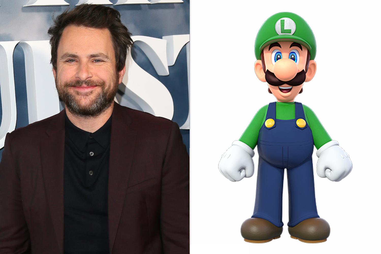 Charlie Day; Luigi