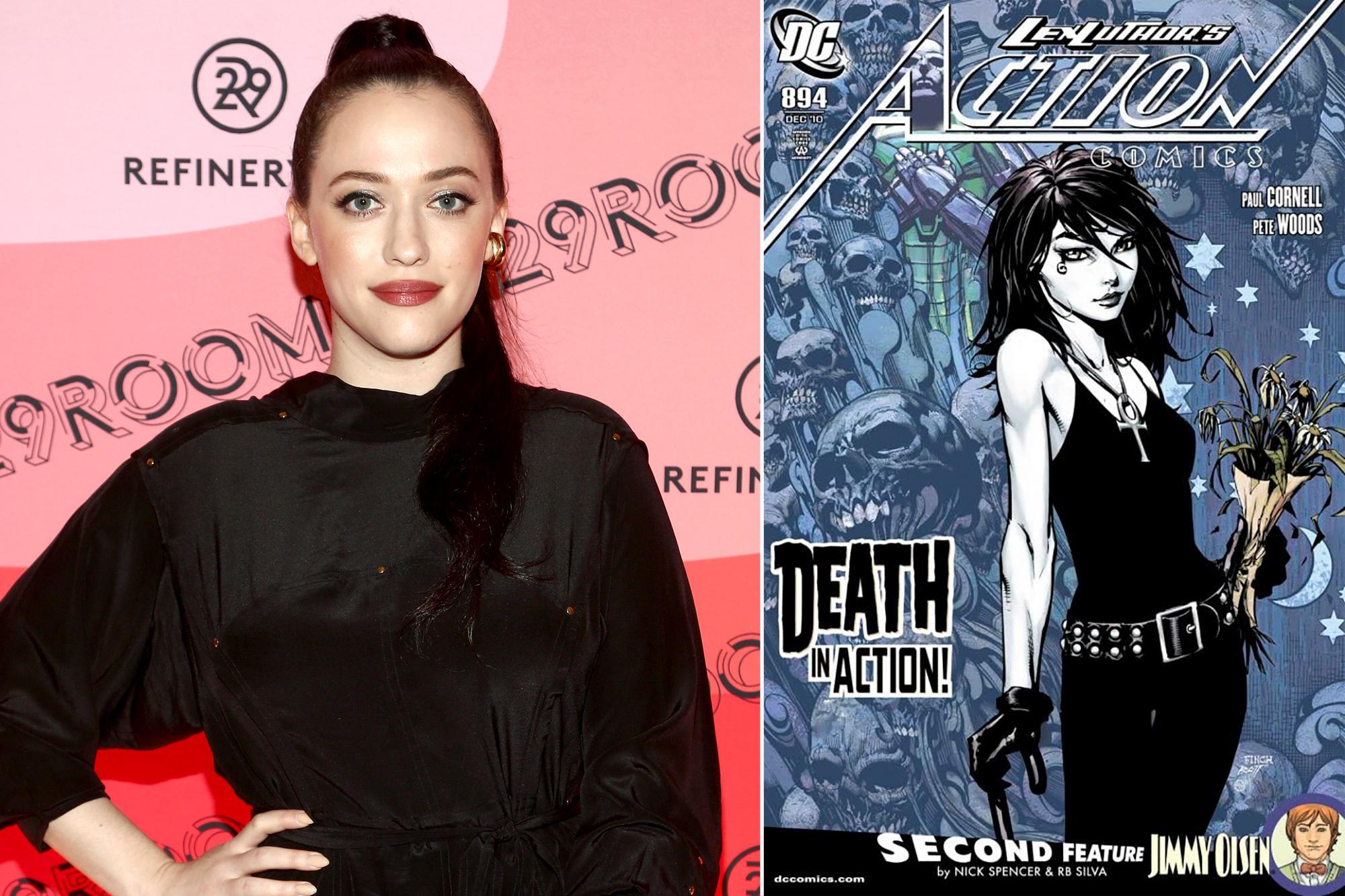Kat Dennings, Action Comics