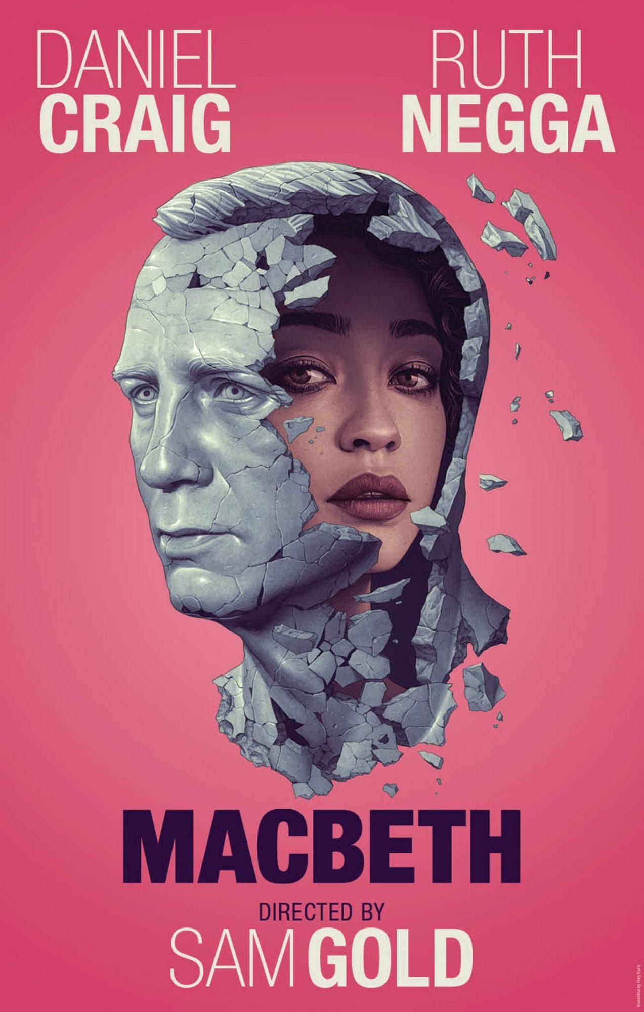 Macbeth Broadway key art