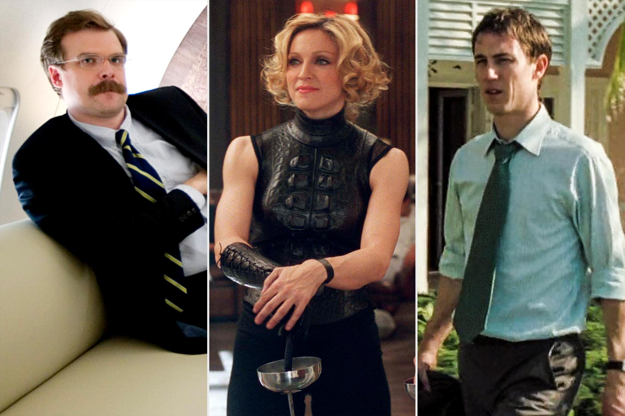 18 people you forgot were in James Bond movies