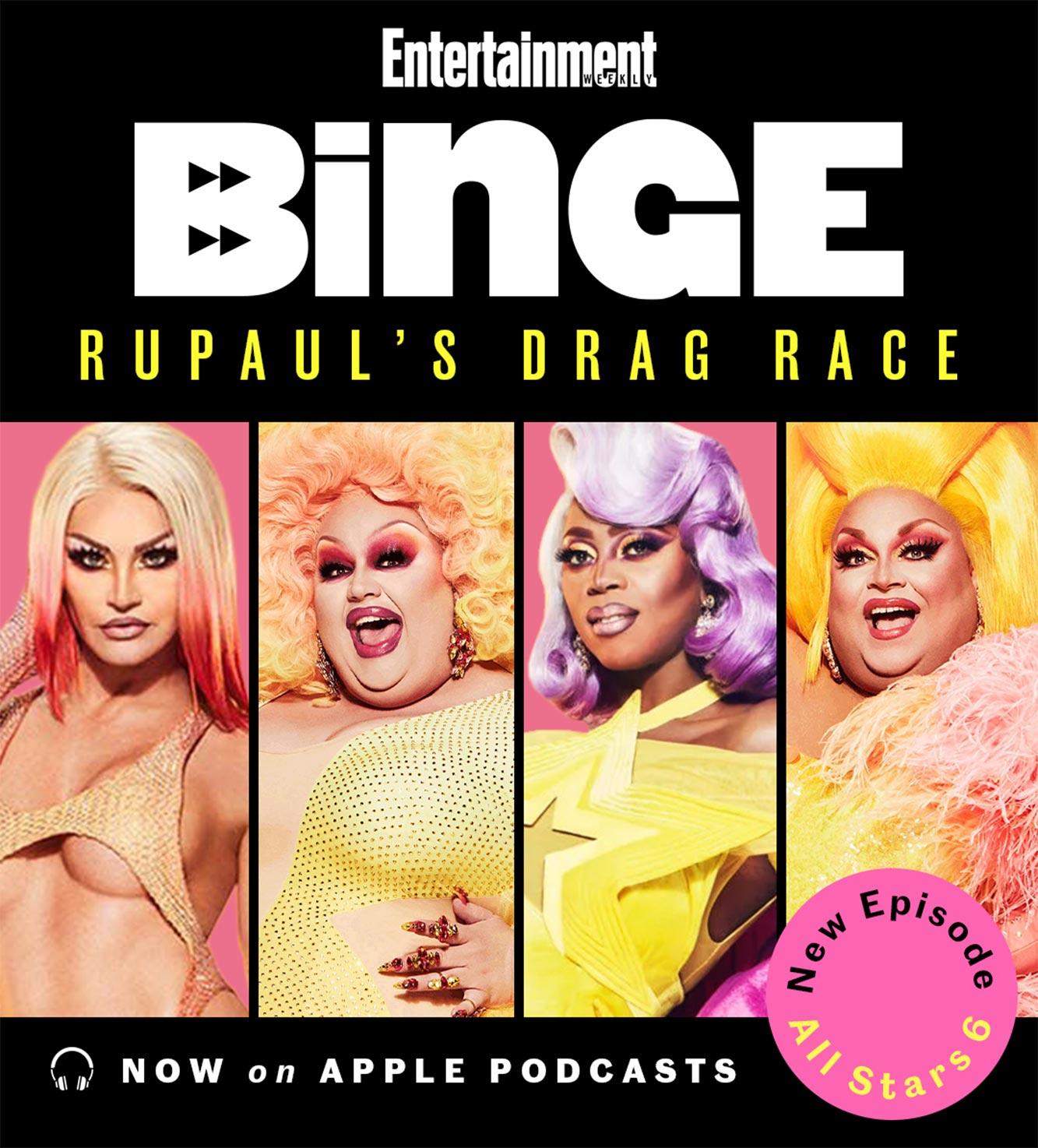 EW's Binge RuPaul's Drag Race
