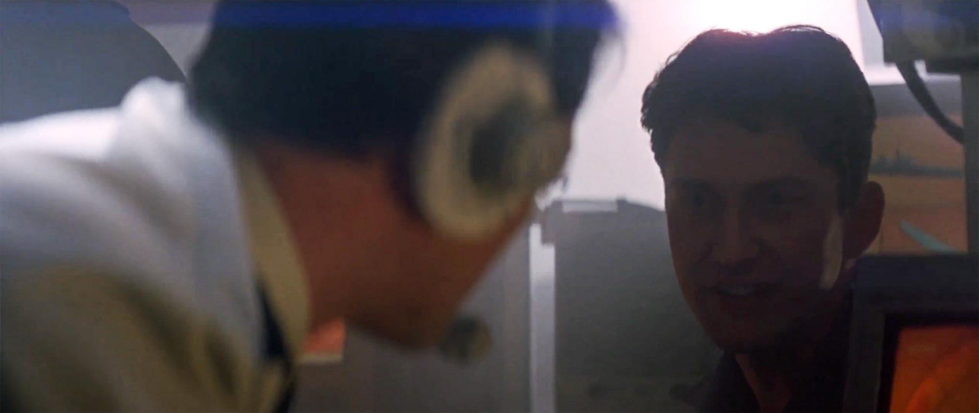 Bond Cameos Gerard Butler in Tomorrow Never Dies