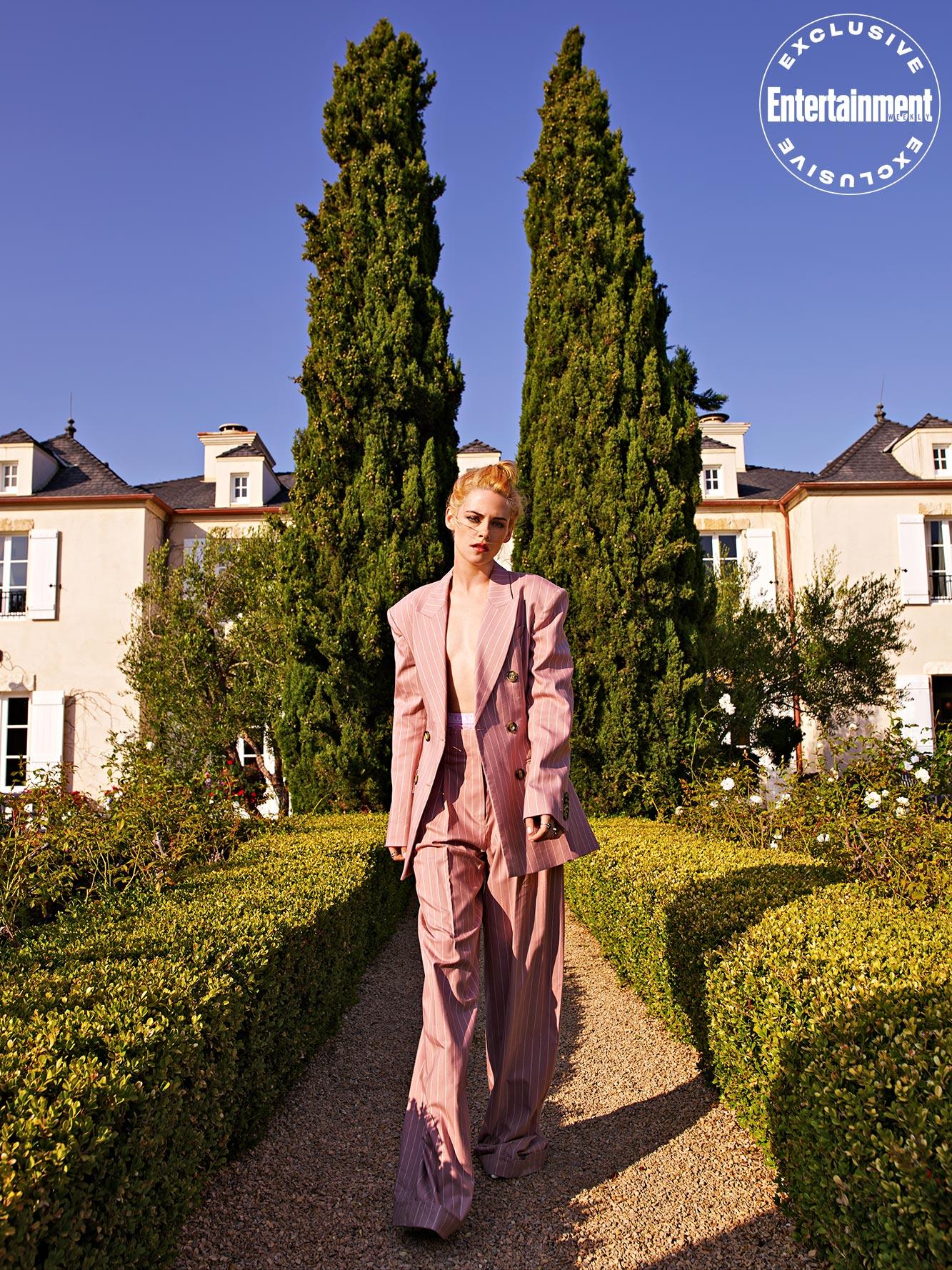 Kristen Stewart November 2021 Cover