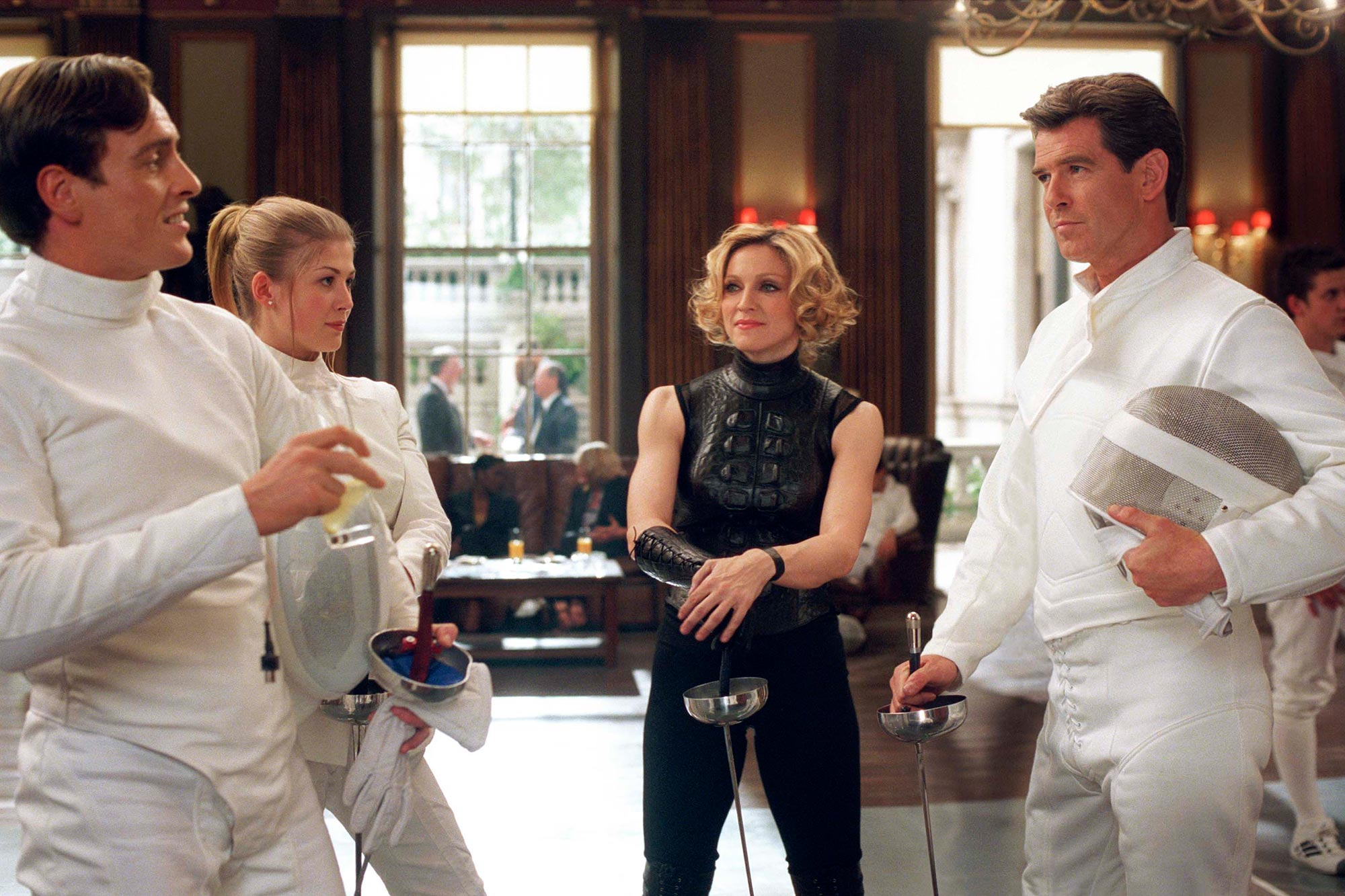 Bond Cameos - Madonna in Die Another Day