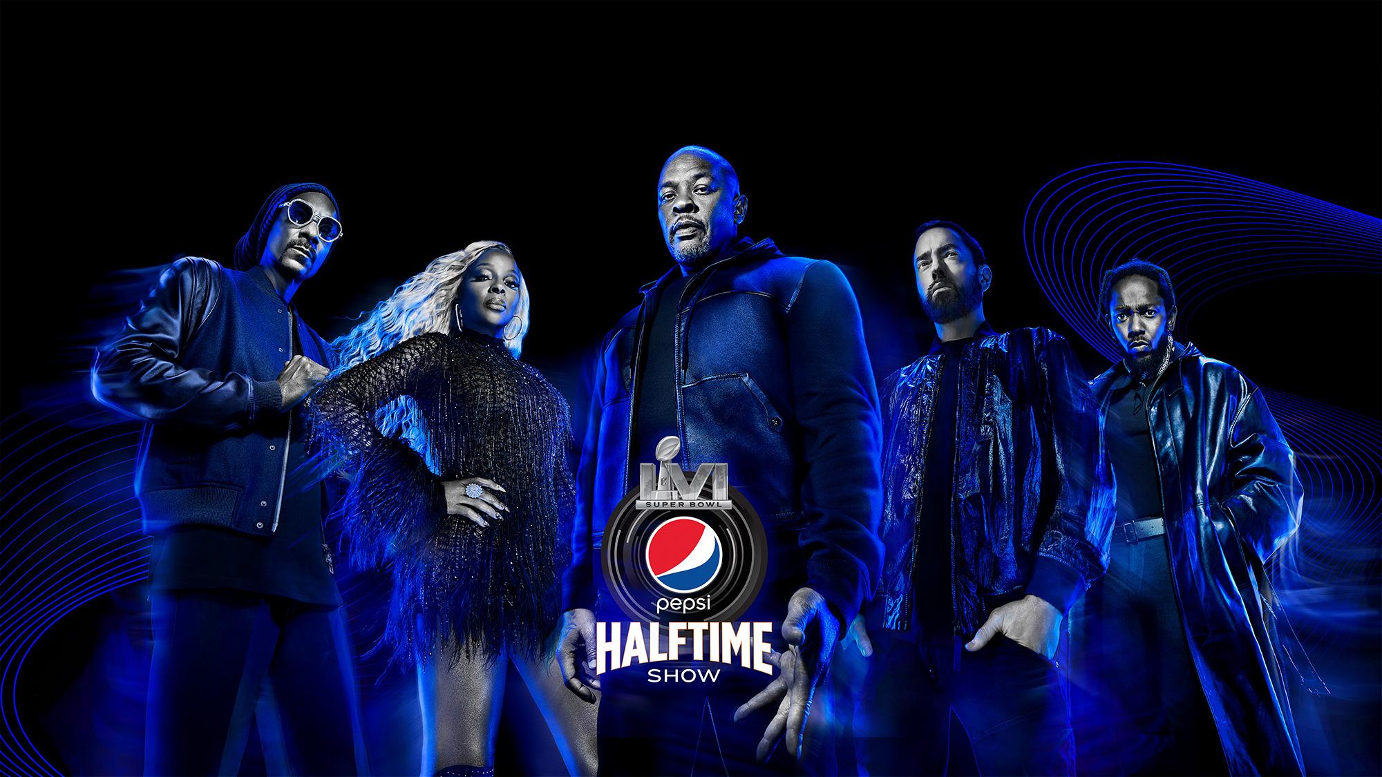 Pepsi Super Bowl LVI Halftime Show