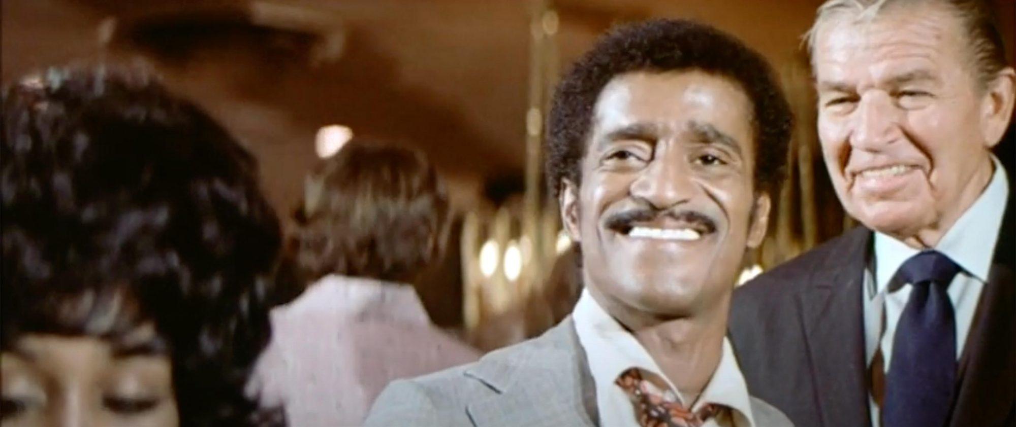 Bond Cameos Sammy Davis Jr. in Diamonds Are Forever