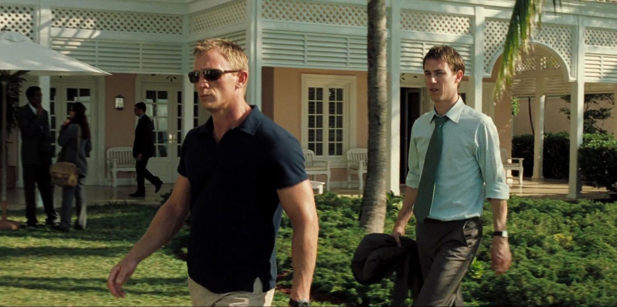 Bond Cameos - Tobias Menzies in Casino Royale