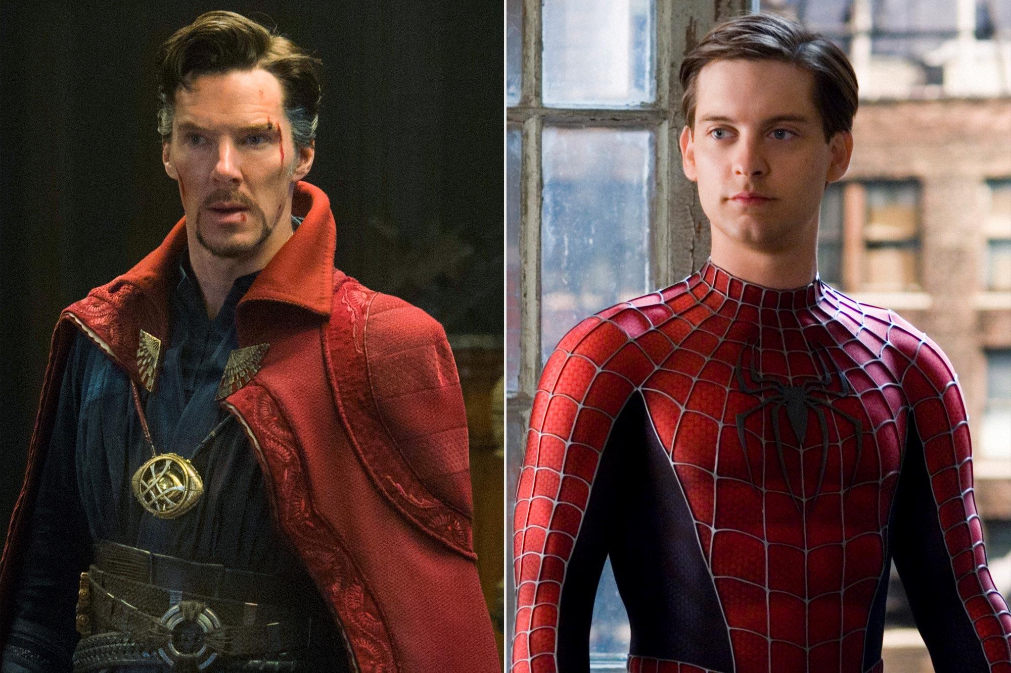 DOCTOR STRANGE; Spider-man 3