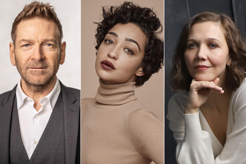 Kenneth Branagh; Ruth Negga; Maggie Gyllenhaal