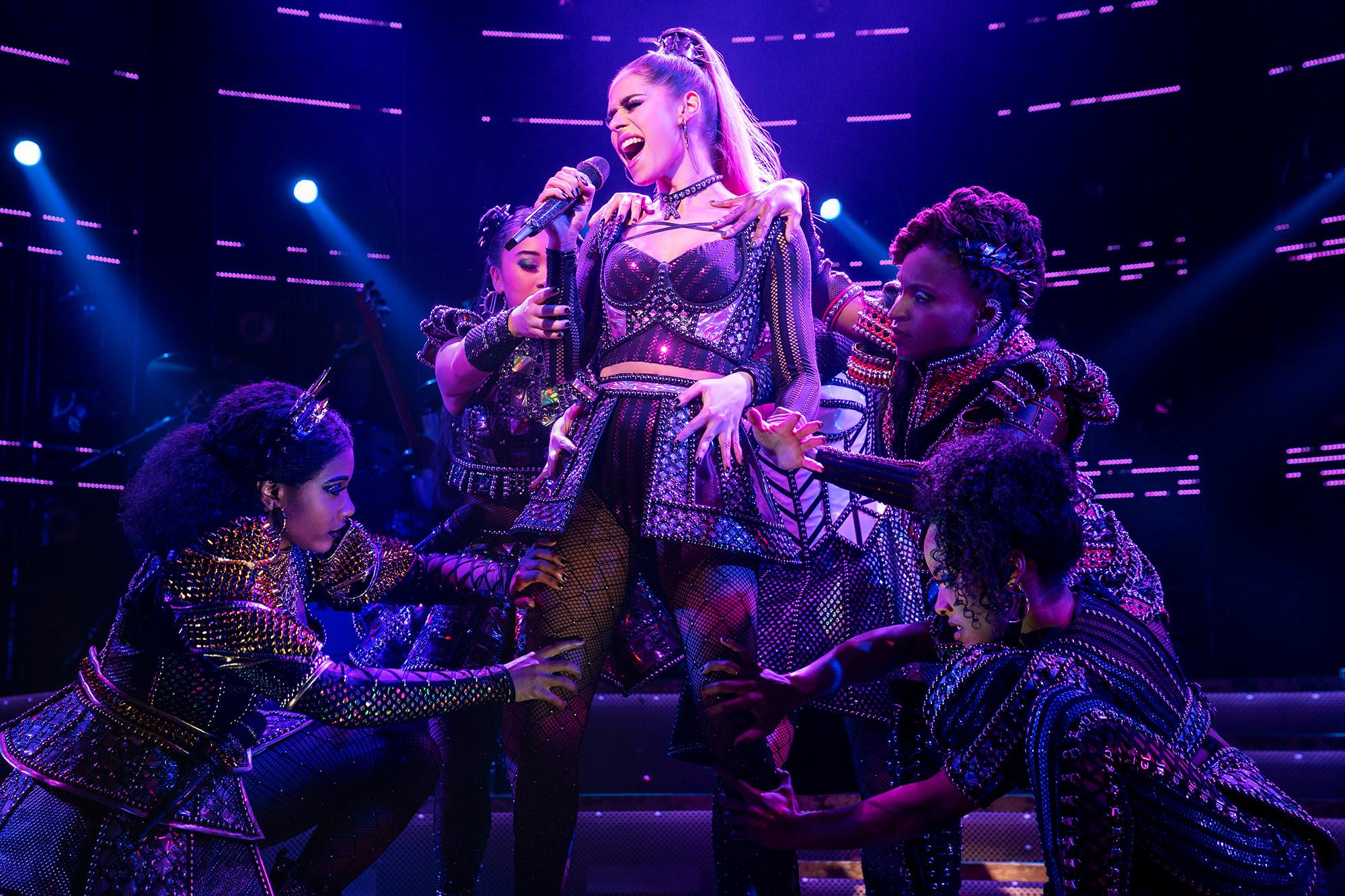 Broadway's Six