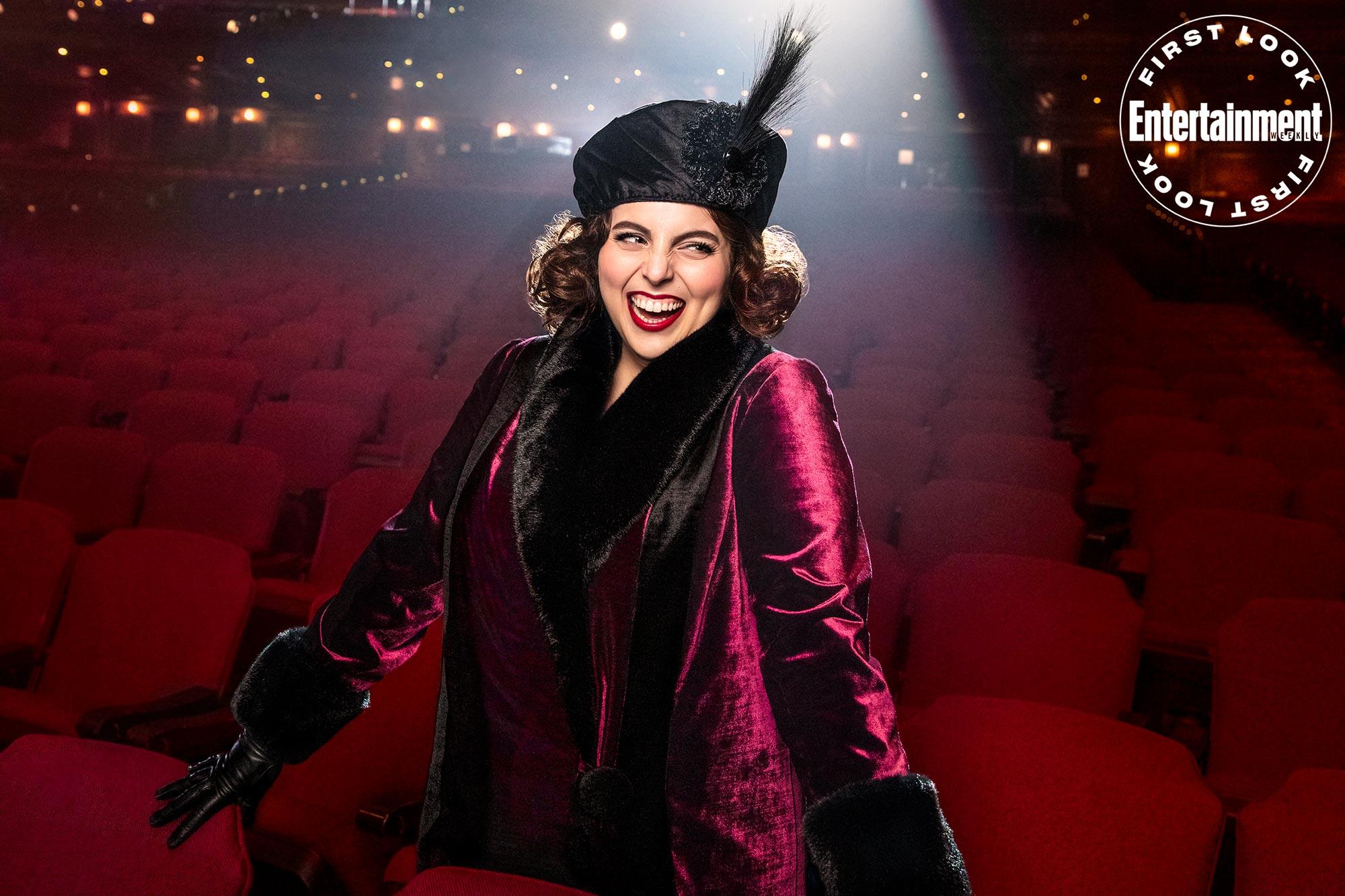 Funny Girl on Broadway Beanie Feldstein cr: Matthew Murphy