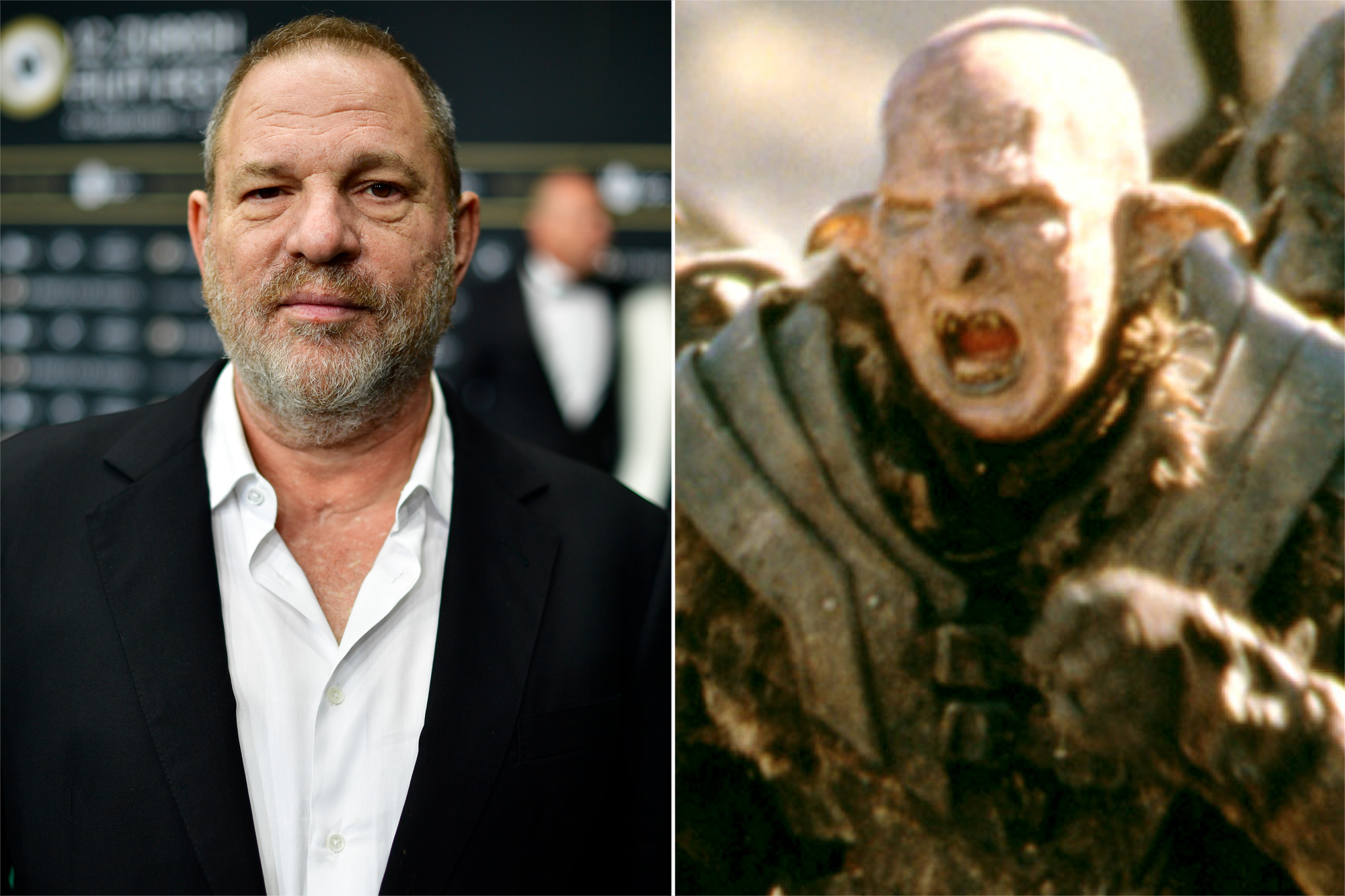 Harvey Weinstein, THE LORD OF THE RINGS: THE FELLOWSHIP OF THE RING