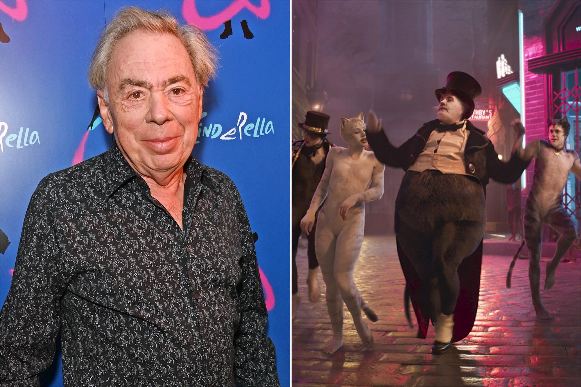 Andrew Lloyd Webber, CATS