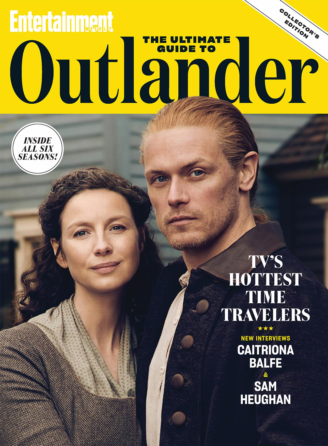 EW's The Ultimate Guide to Outlander
