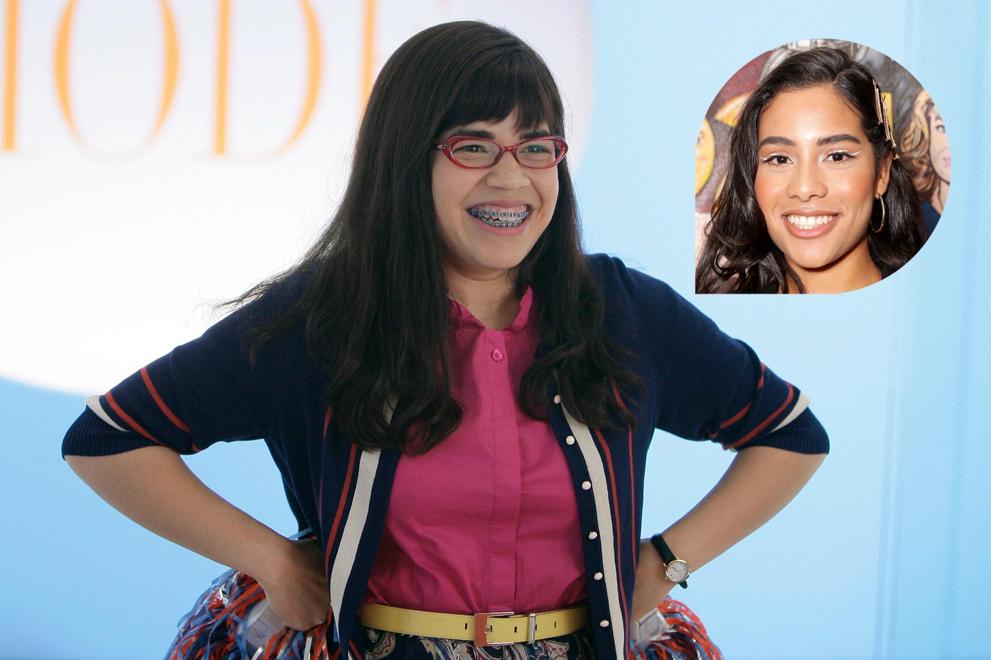 Ugly Betty (Inset of Haskiri Velazquez)