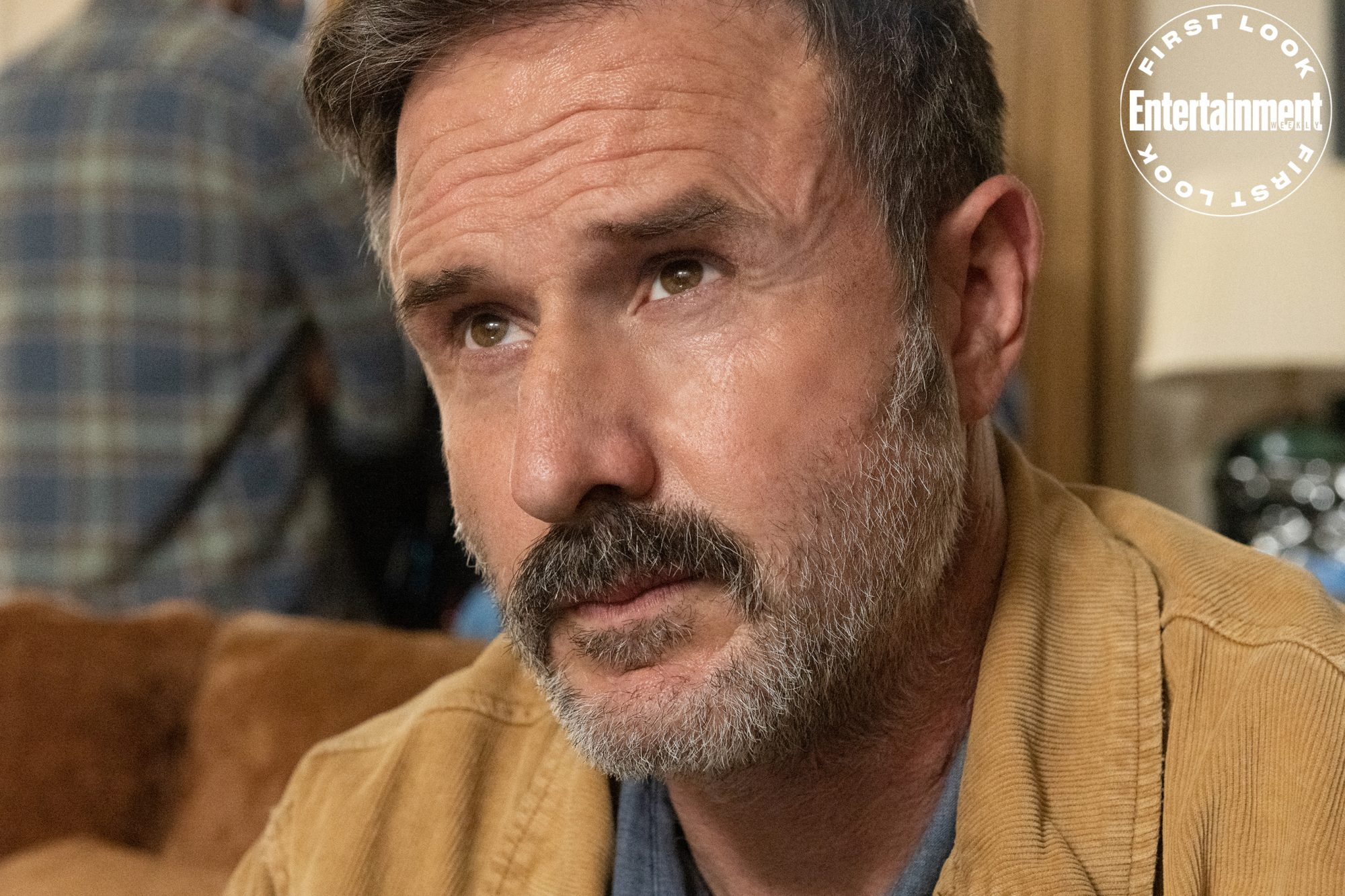"""David Arquette (""""Dewey Riley"""") stars in Paramount Pictures and Spyglass Media Group's """"Scream."""""""