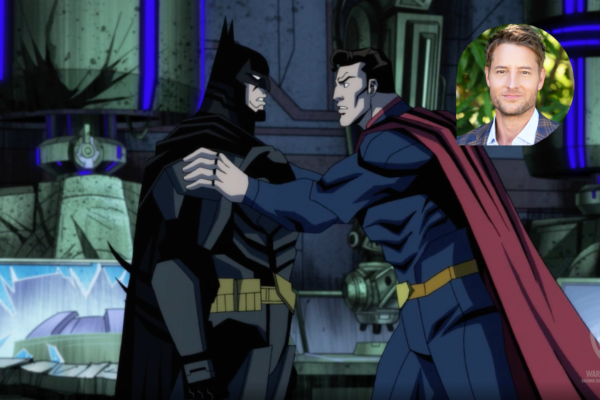 Watch an exclusive clip from DC's new Injustice animated movie