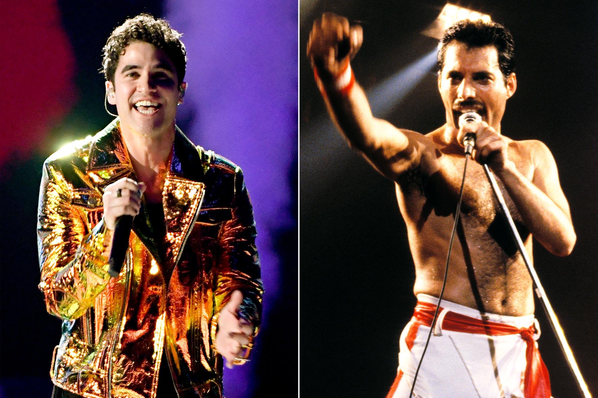 Darren Criss; Freddie Mercury