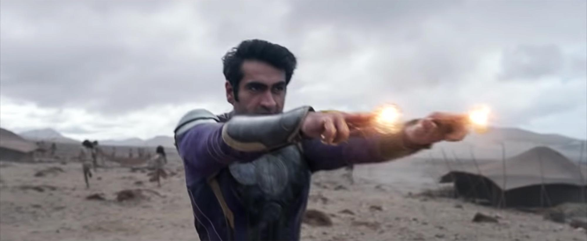Kumail Nanjiani on Marvel Studios' Eternals