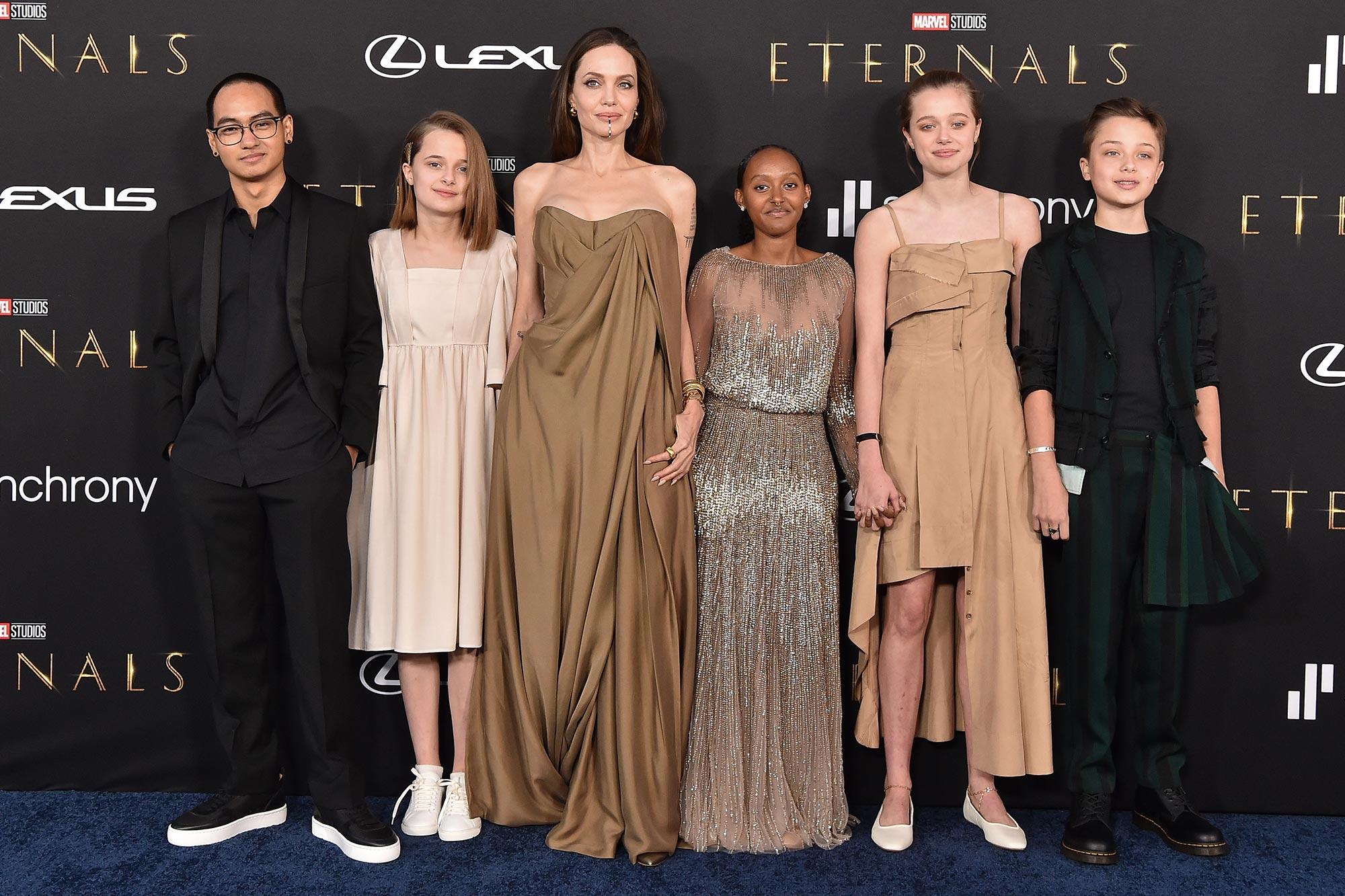 Eternals World Premiere Red Carpet