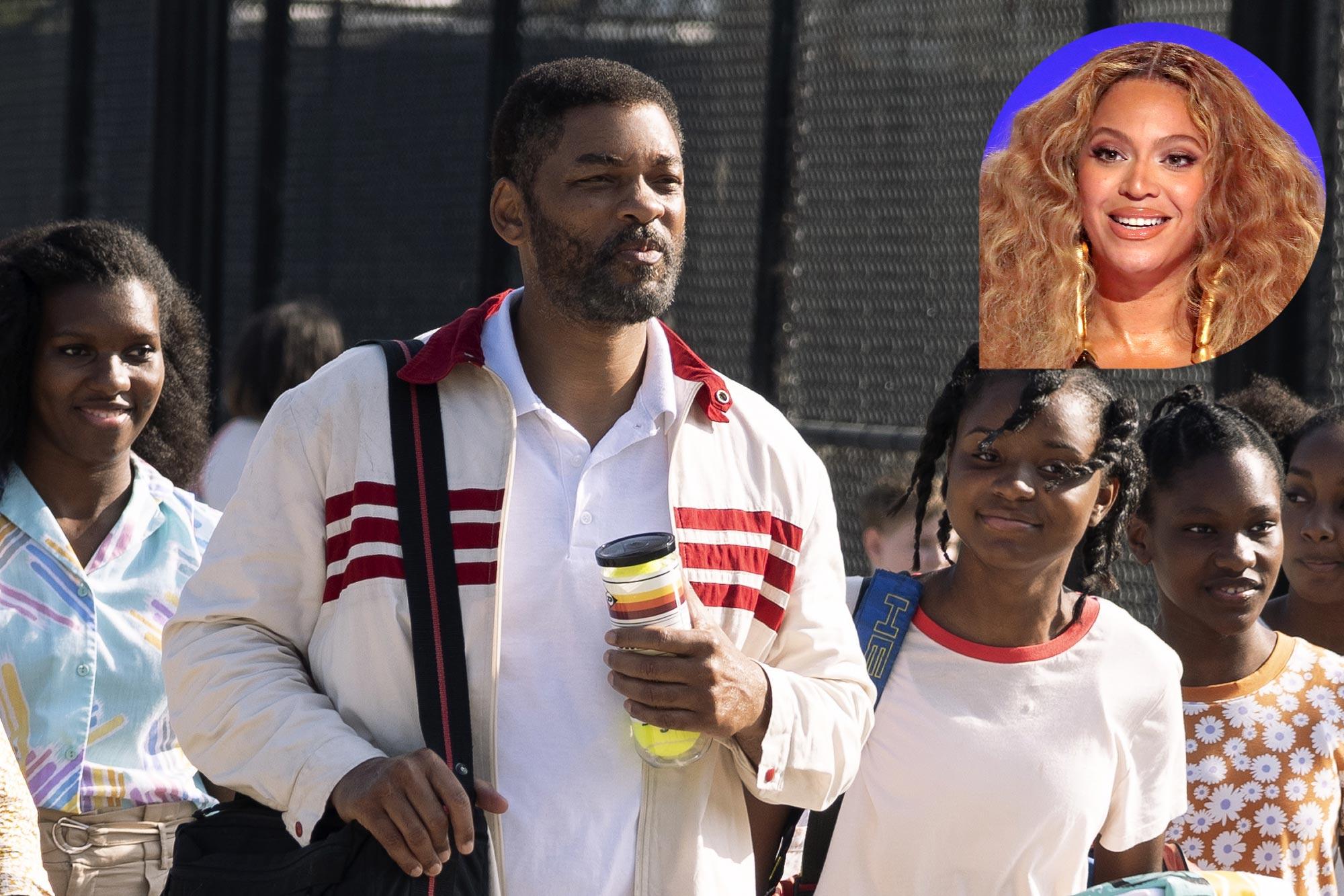 King Richard; Beyonce