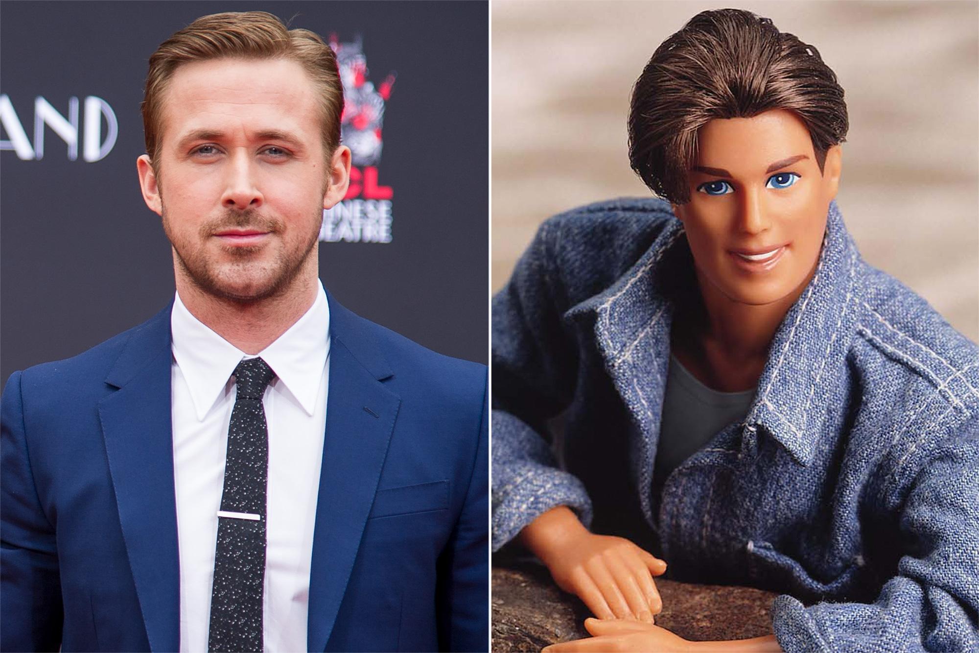 Ryan Gosling, Ken Doll