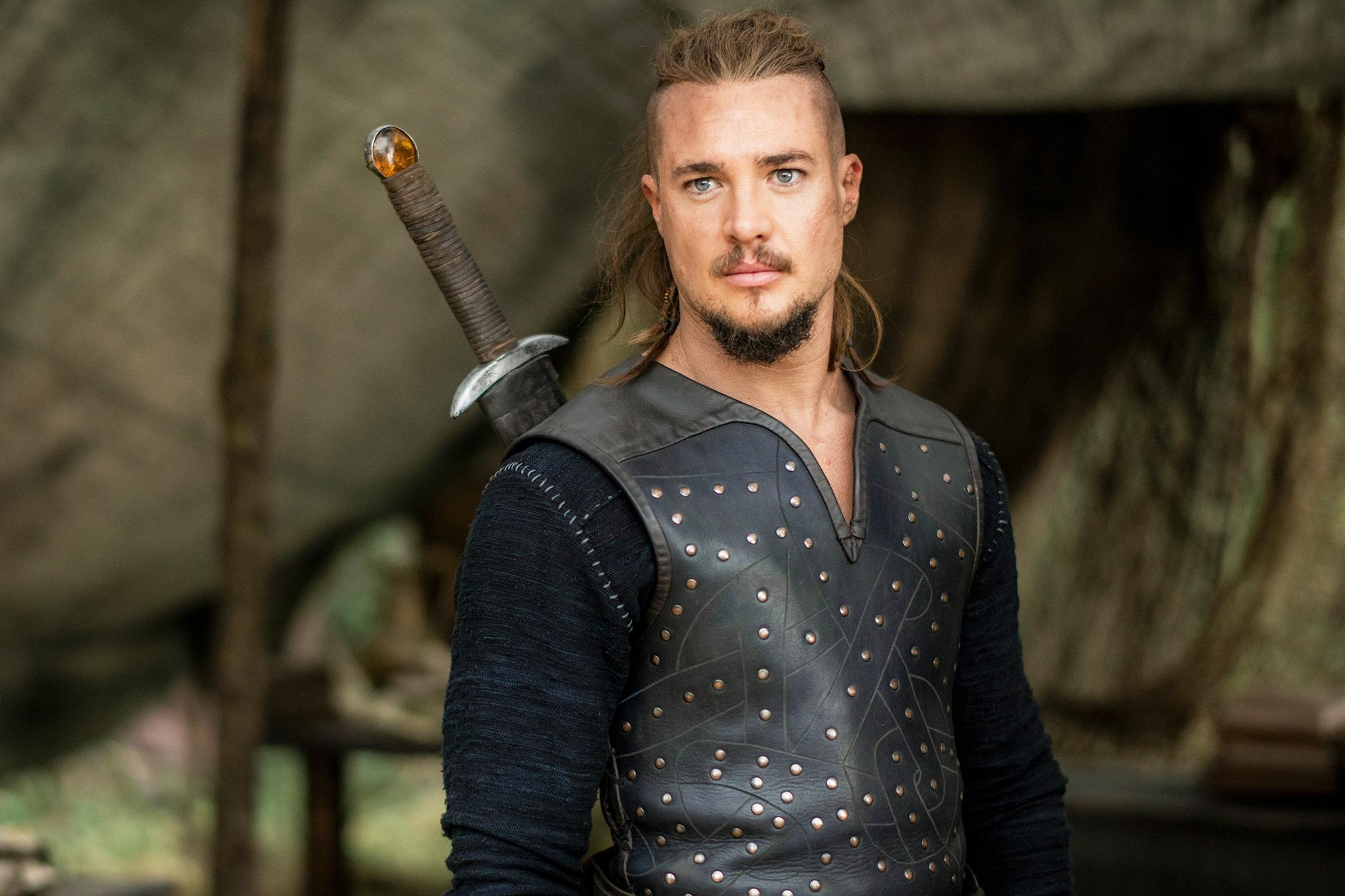 Alexander Dreymon as Uhtred The Last Kingdom Season 4