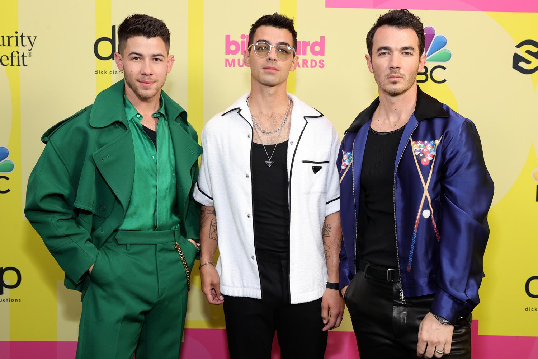 Nick Jonas, Joe Jonas, and Kevin Jonas of Jonas Brothers