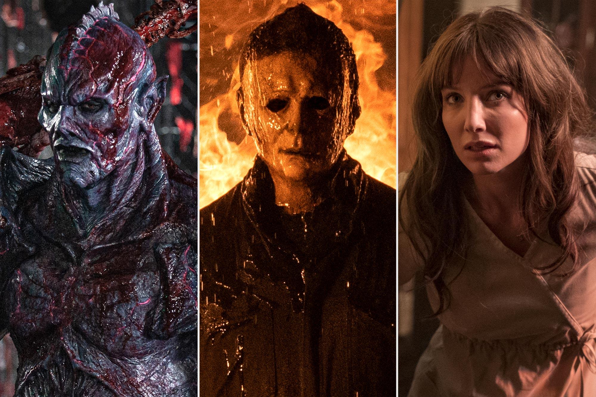Psycho Goreman; Halloween Kills; Malignant