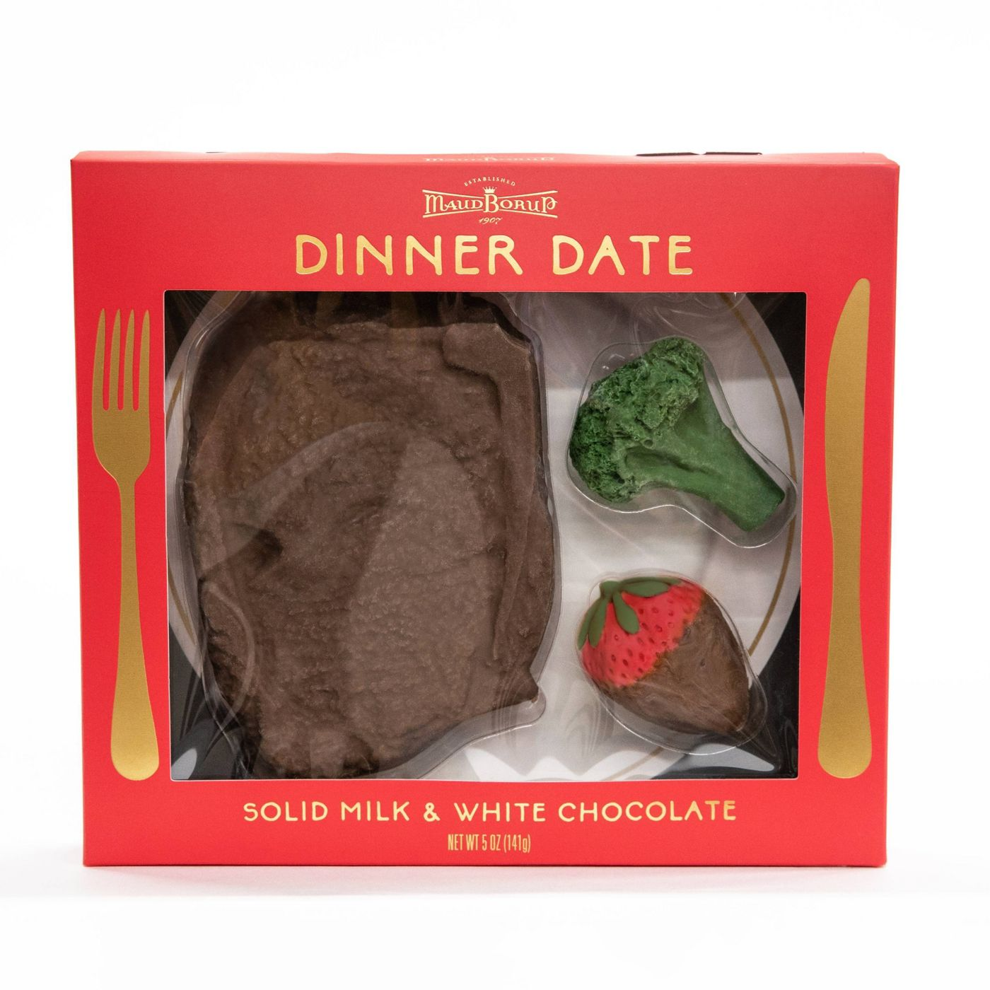 chocolate steak set target
