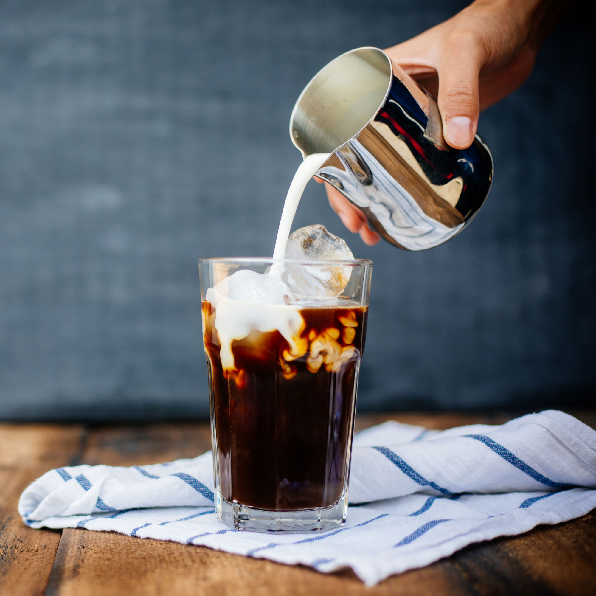 5 Iced Coffee Mistakes You're Probably Making, According to a Master Barista