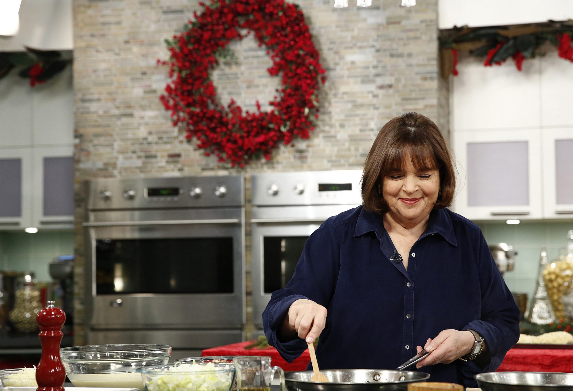 ina garten holiday photo