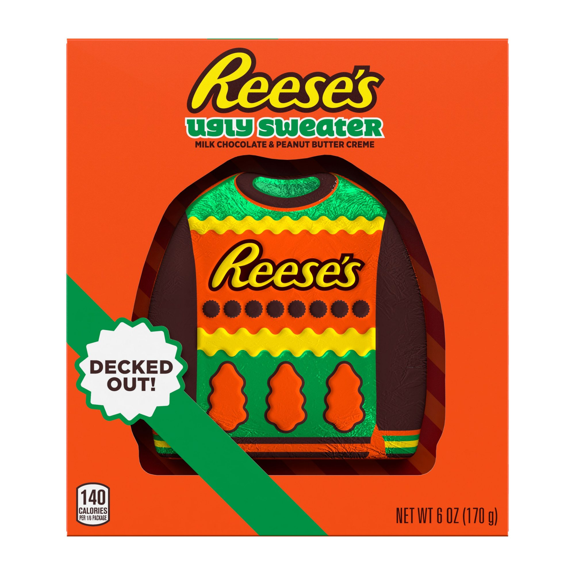 Reese's Ugly Sweater