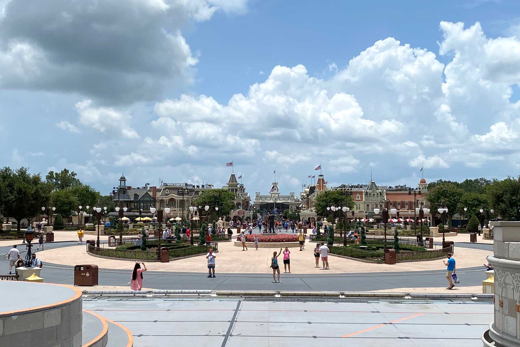 Inside the Opening of Walt Disney World amid Global Pandemic