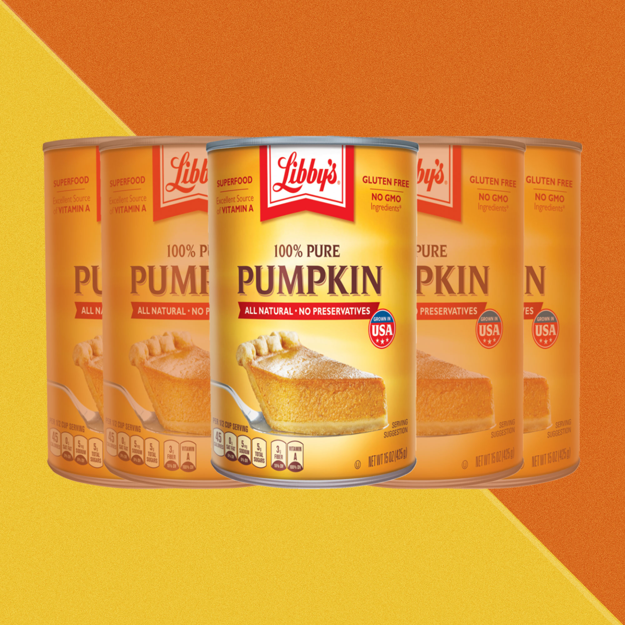 libbys canned pumpkin
