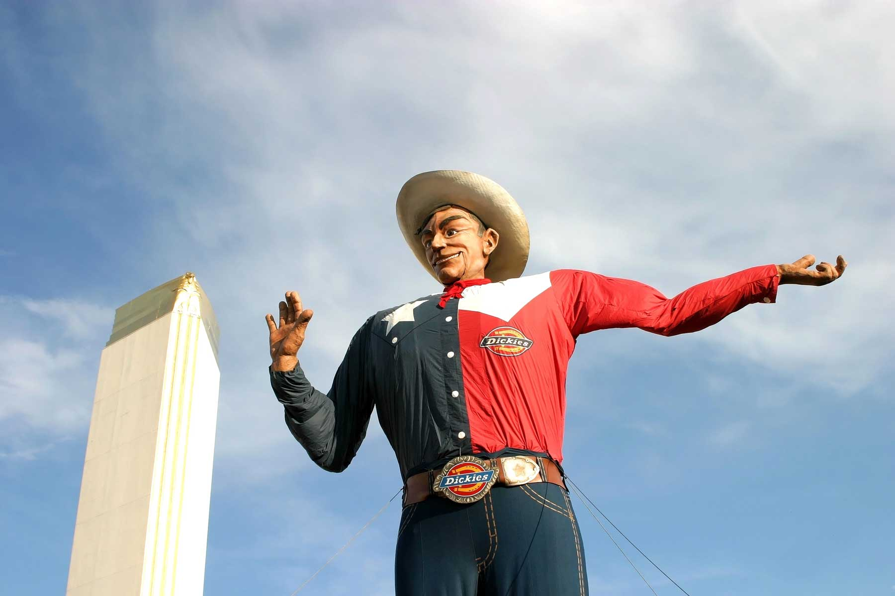 Big Tex, State Fair of Texas in Dallas, Texas