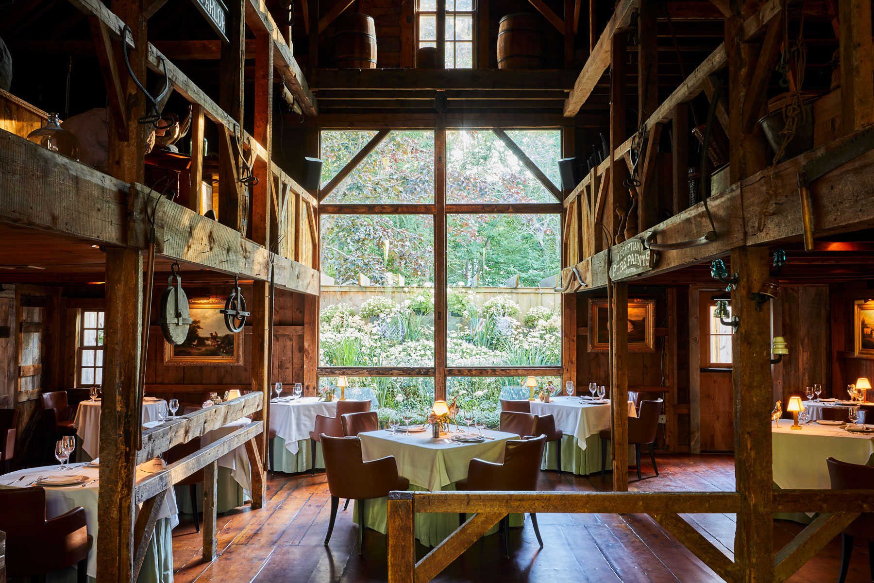 White Barn Inn Restaurant